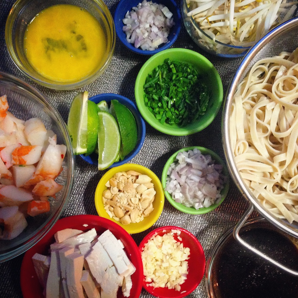 The Proper Prep Can Save Your Noodles