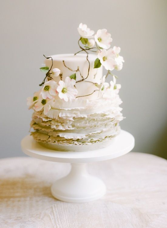Cherry Blossom Cake by Cake Apothecary