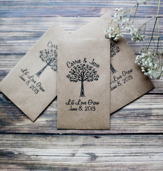Seed Envelopes via Etsy