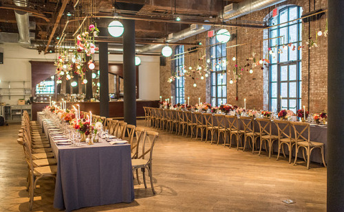 (Mail Hall at Wythe Hotel, Photo by Leila Brewster Photography)