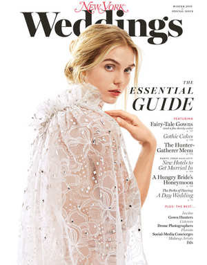 NY Mag Weddings Winter 2016