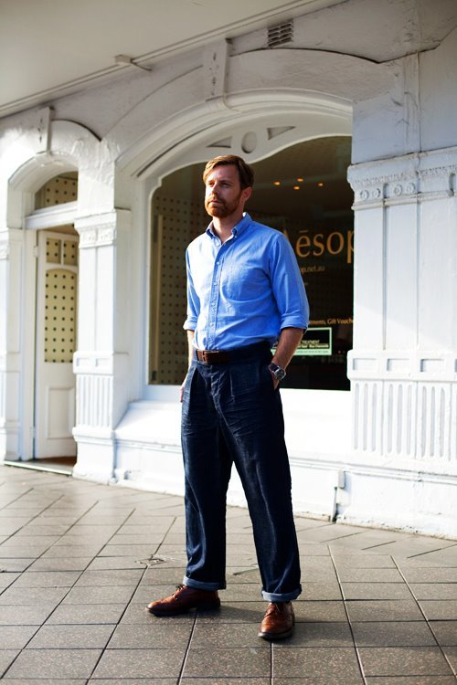 Photo by Scott Schuman/ www.thesartorialist.com