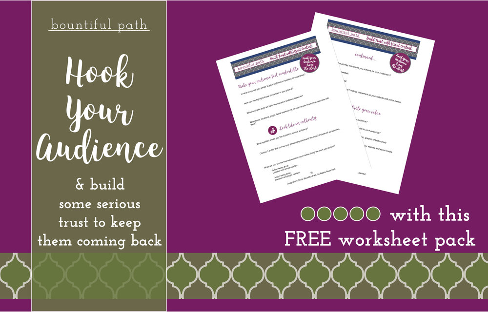 Free resources for mompreneurs and mom bosses who want to get rid of stress and guilt- Bountiful Path