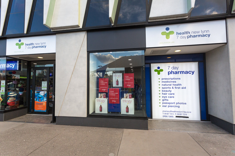 Health New Lynn 7 Day Pharmacy exterior