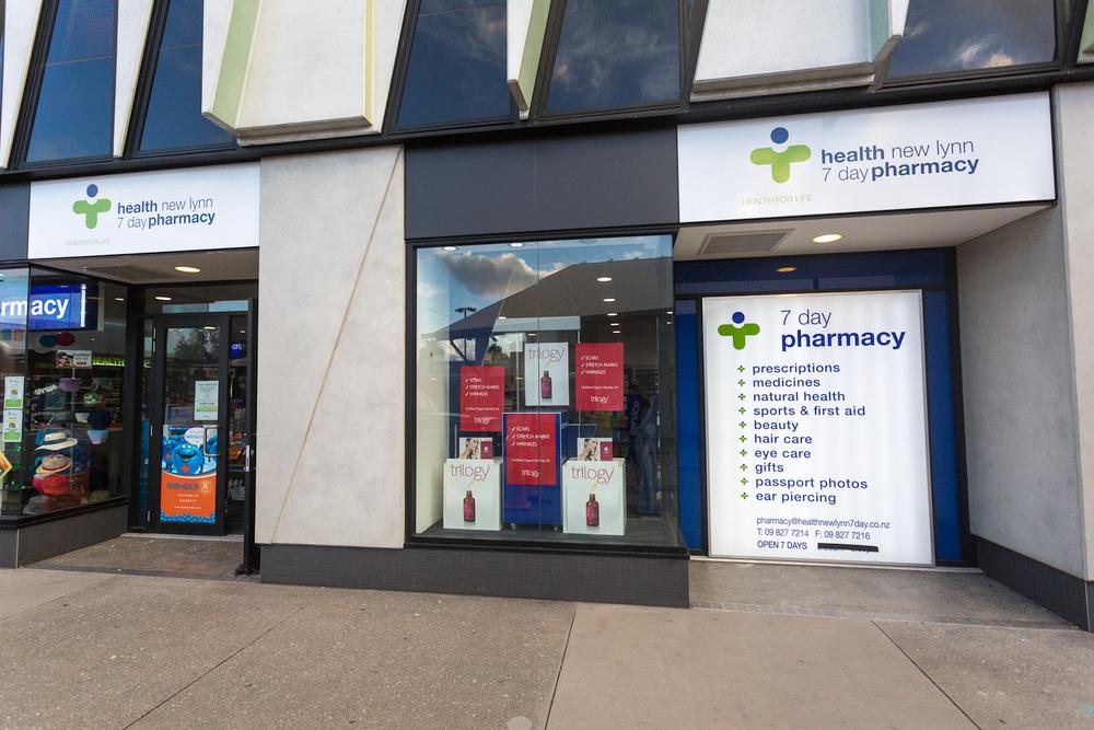 Health New Lynn 7 Day Pharmacy exterior