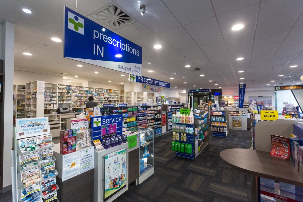 Health New Lynn 7 Day Pharmacy - Prescription Area