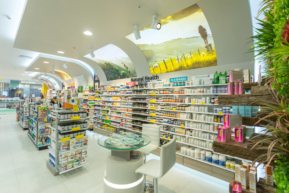 Life Pharmacy NorthWest - Pharmacy Design - Lloyd Sinton Design