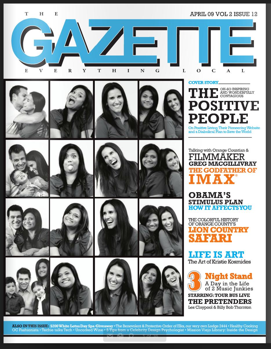 The OC Gazette