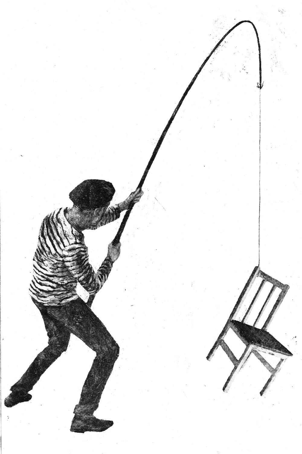 Illustration for high school studybook  2012  KIELIKIRJA - Lukion äidinkieli ja kirjallisuus (Sanomapro oy)