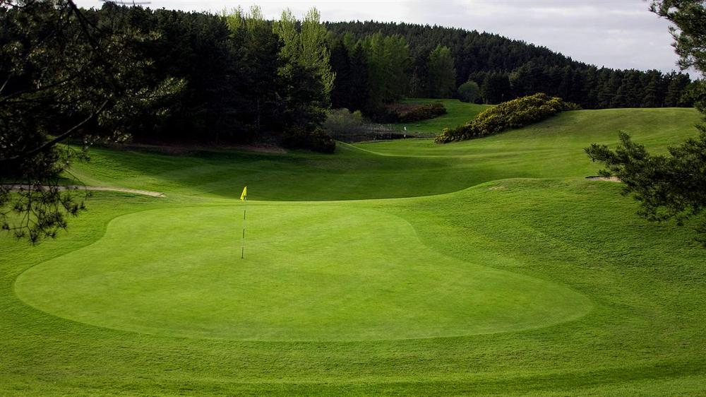 Forres Golf Club  Image Courtesy of Forres Colf Club