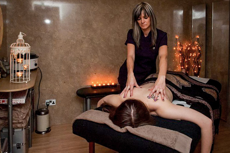 Pamper yourself with one of our relaxing massages