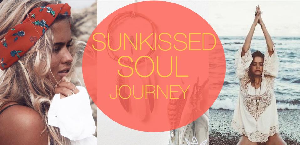 sunkissed soul journey kundalini yoga rejsen hjem kerne visdom intuition spiritualitet lederskab uddanelse program online