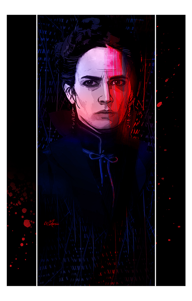Penny Dreadful #3 SDCC 2016 with exclusive cover
