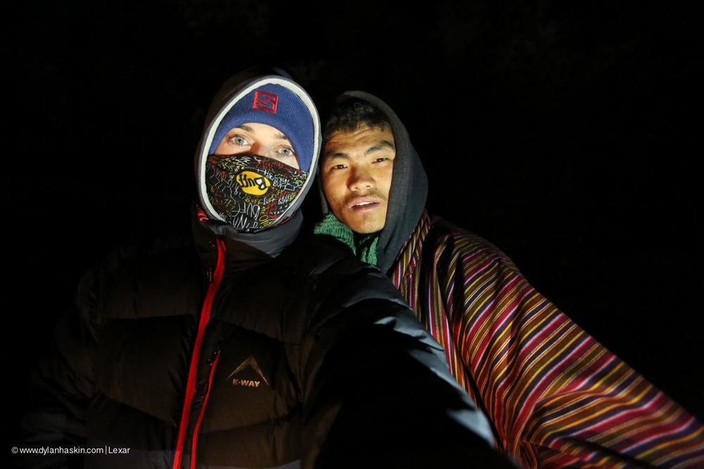 Dorji and I
