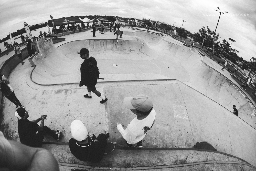 Panama Skate Competition