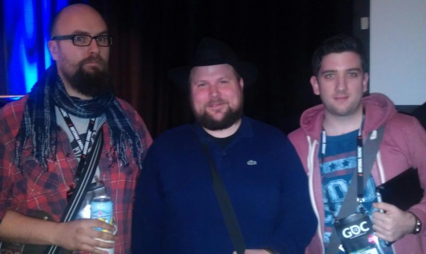bitSmith Games meets Notch at GDC