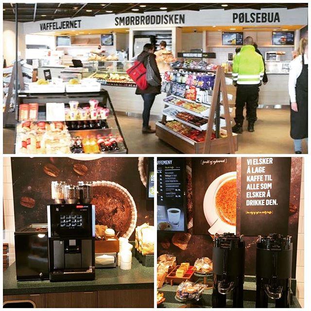 Idag åpnet den nye pilot-butikken til Shell / ST1 på Ås. Kjører du på E6 mot(eller fra) Oslo så kjør innom og sjekk ut dette flotte konseptet.  Nybakte bakevarer, Real, kortreist, lokal mat. Nydelig kaffe og masse annet spennende. Kaffen serveres fra den ny WMF 5000S med dynamic milk, det er filterkaffe fra vårt BUNN traktekonsept og maten lages i bla Merrychef Highspeedovn modell E3.  Vi gratulerer med flott stasjon og gleder oss til å se hvordan det går på Ås.  #shell #real #st1 #primulator #wmf #bunn #dynamicmilk  #merrychef