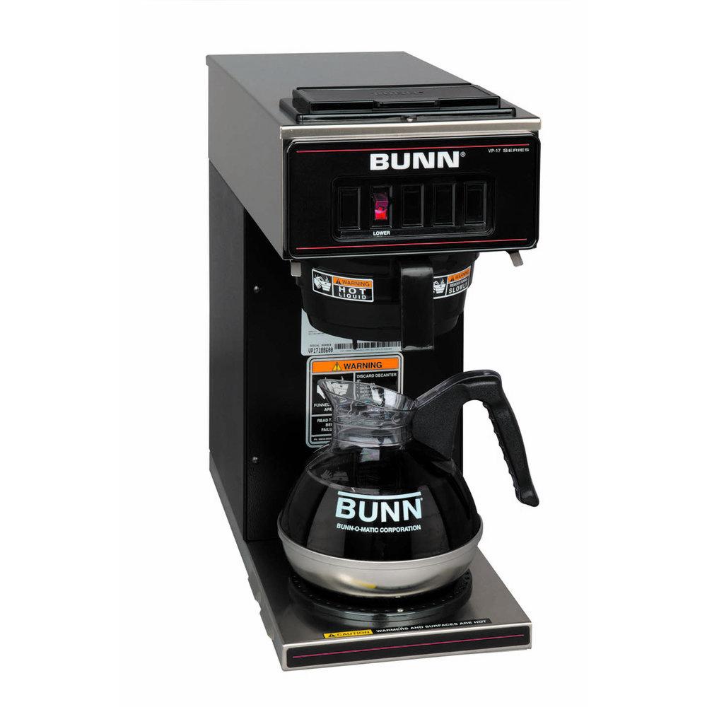 bunn_vp17-1_kaffetrakter