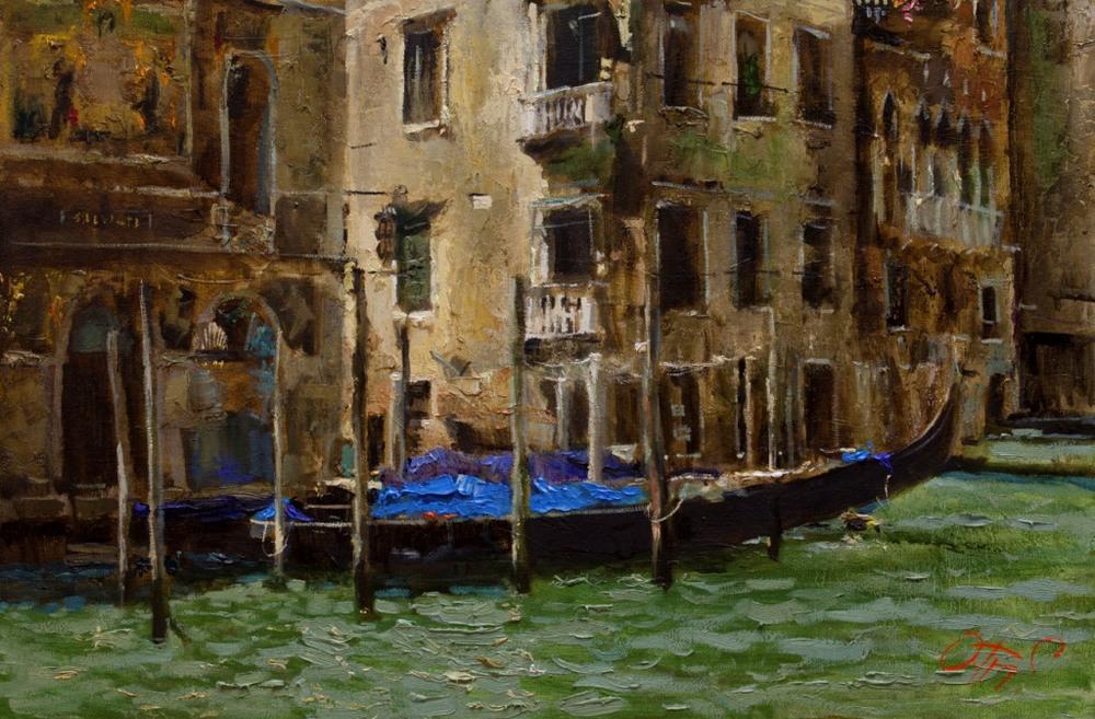 Oleg Trofimov Westminster Gallery
