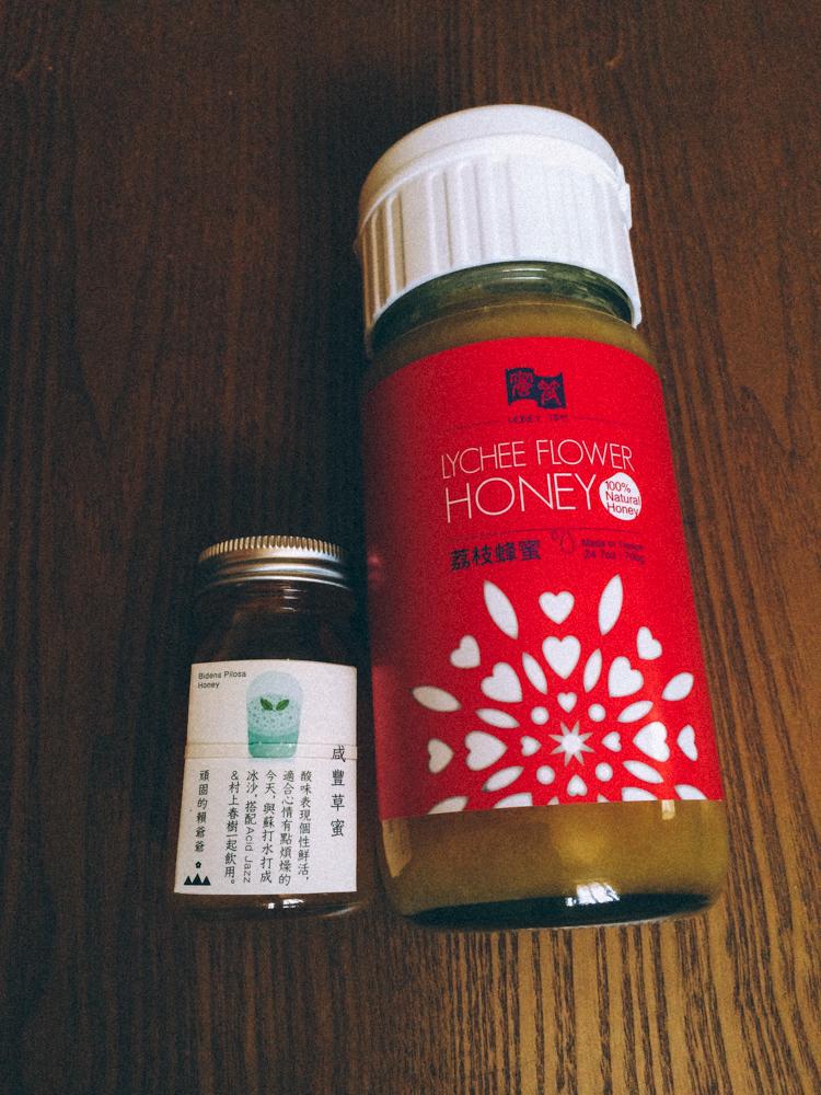 蜂蜜的秘密 - 蜂蜜不該只吃甜和營養,更該是隨著心情挑選芳香。