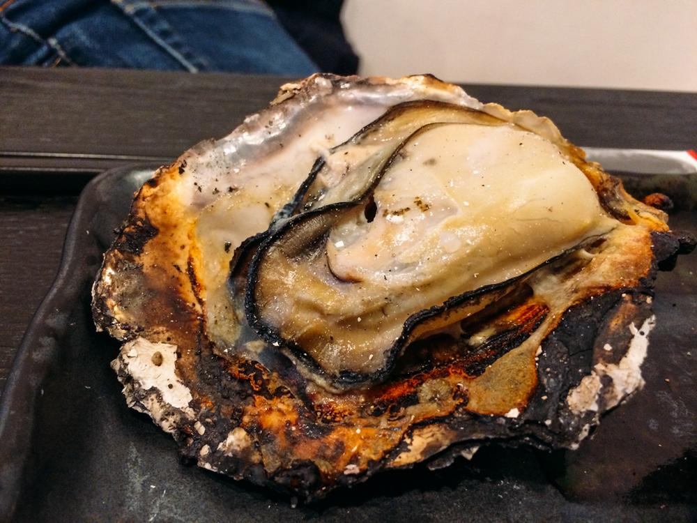 邊緣烤焦的地方吃起來更香更有勁道