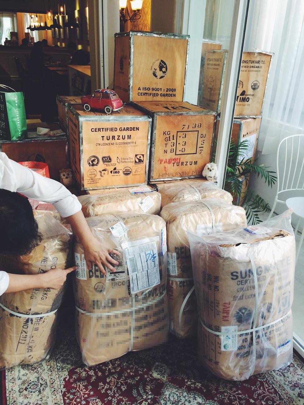 印度阿薩姆產地直送新鮮到貨。