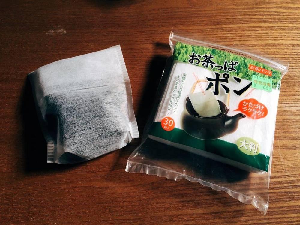 簡易茶袋不織布