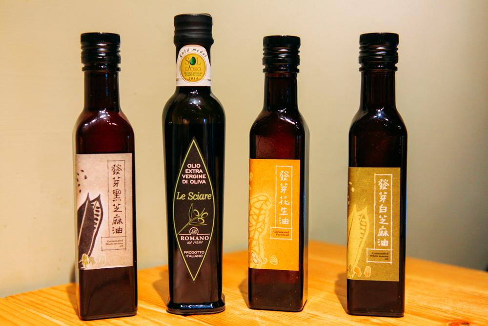 AICU推薦好油|義大利莊園冷壓初榨橄欖油/台灣土生土長冷壓花生油&芝麻油