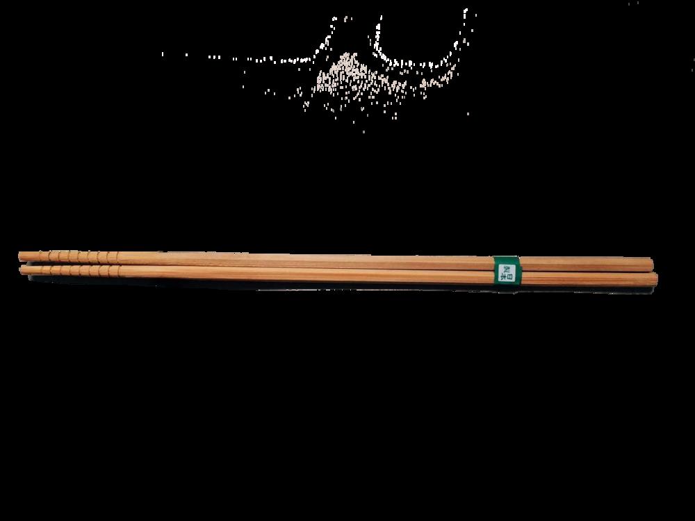 日本無上漆料理竹筷$300