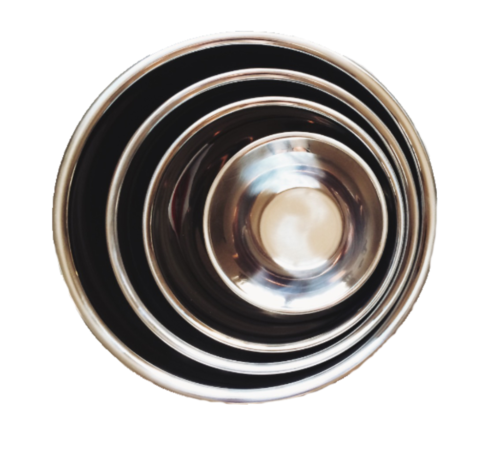 不鏽鋼調理碗組 $1,580