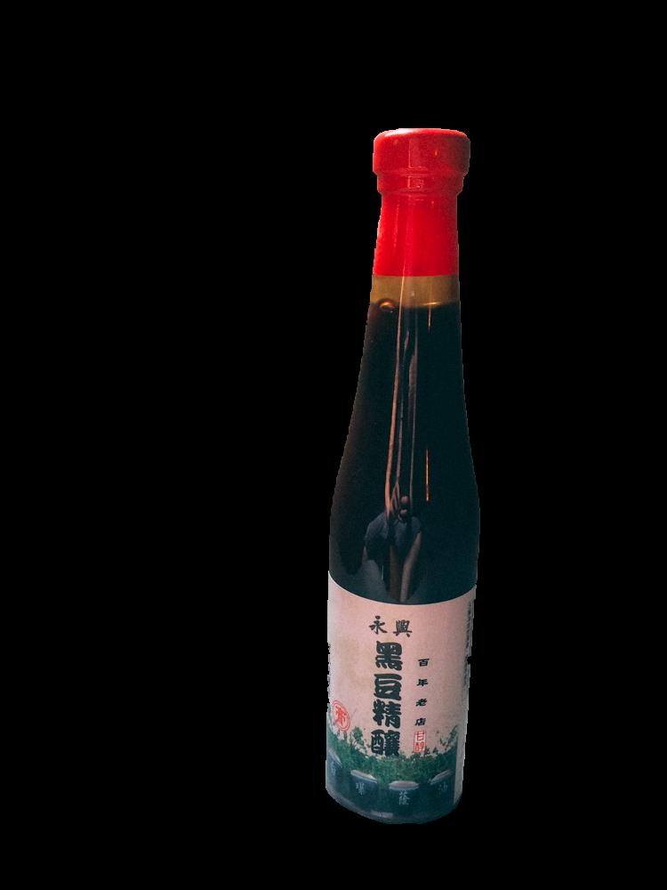 台南黑豆醬油膏 $200