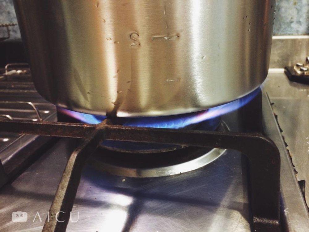 6.2公升鍋底剛好最大火範圍