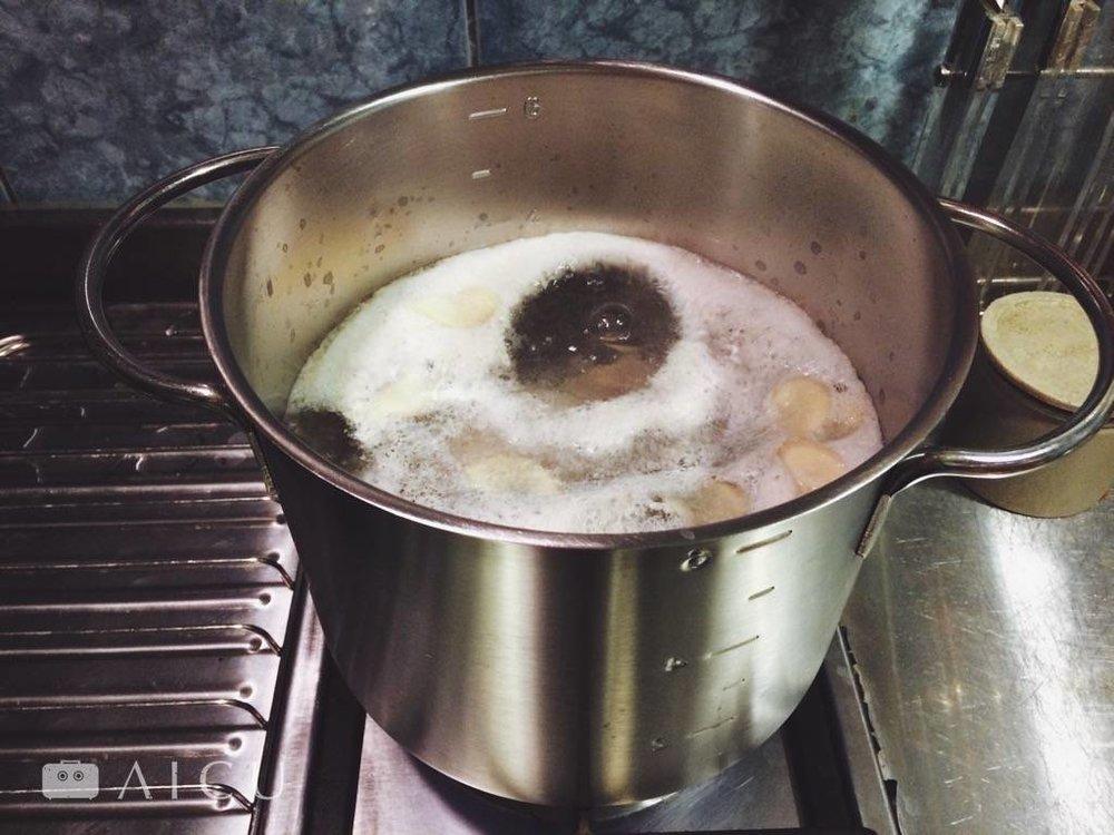 煮滾再大也不會噗鍋