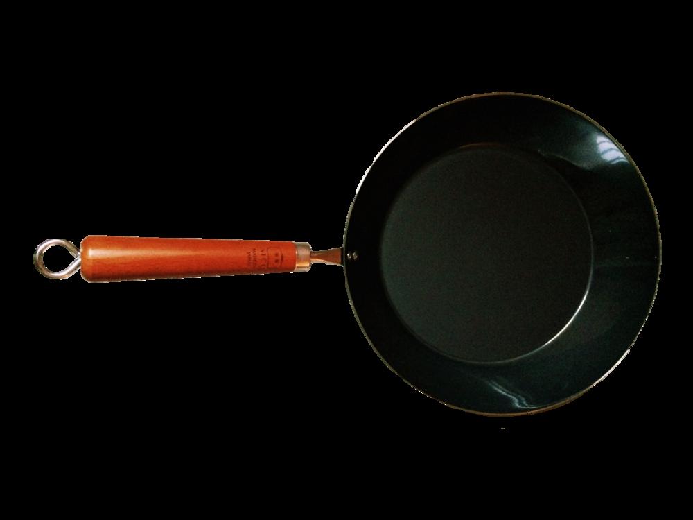 煮人的神器鐵鍋平底鍋28cm $2,680