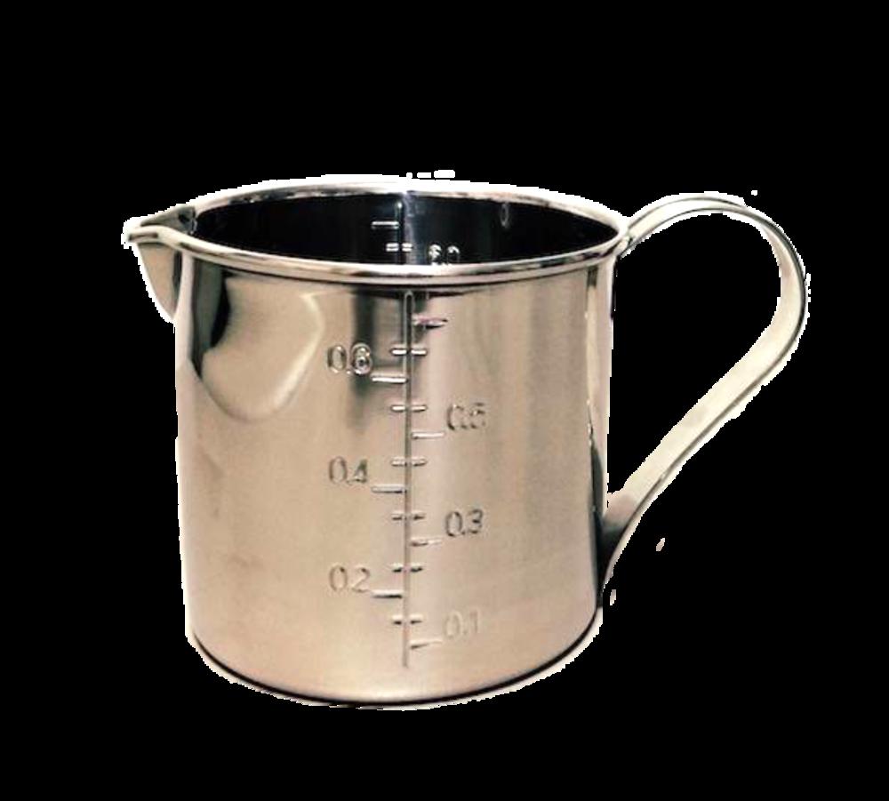 不鏽鋼量杯0.7L