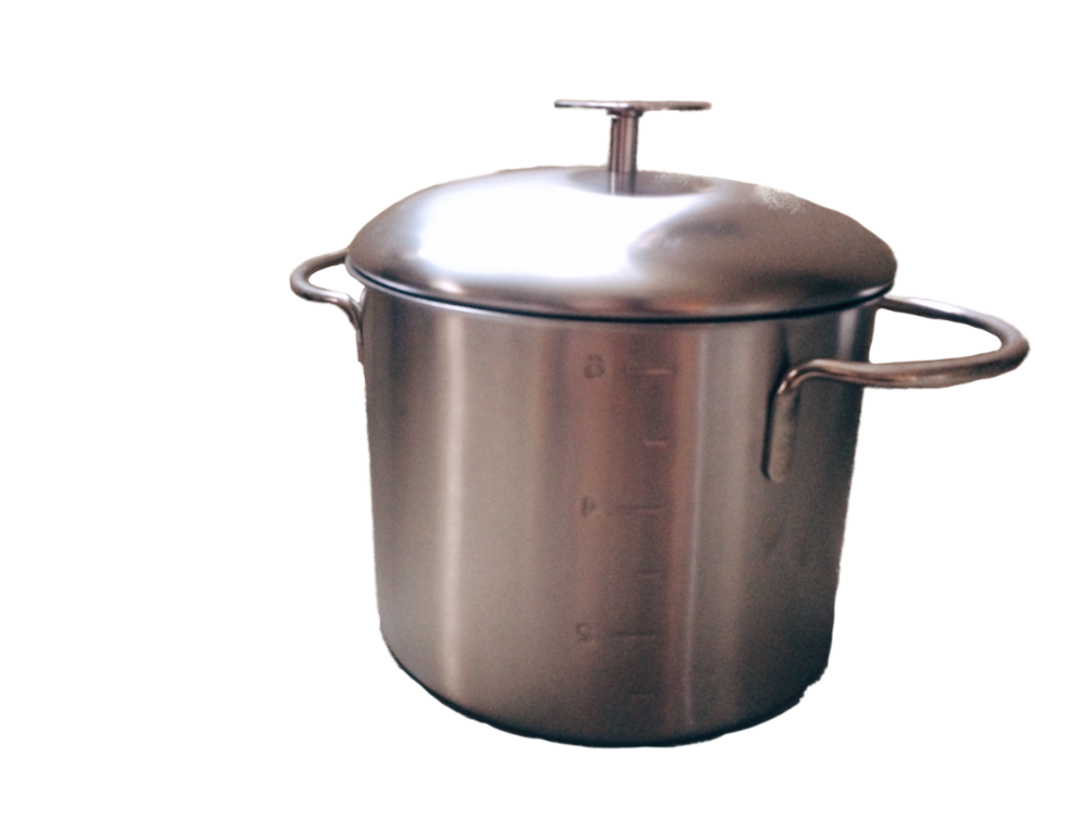 不鏽鋼深湯鍋6.2L