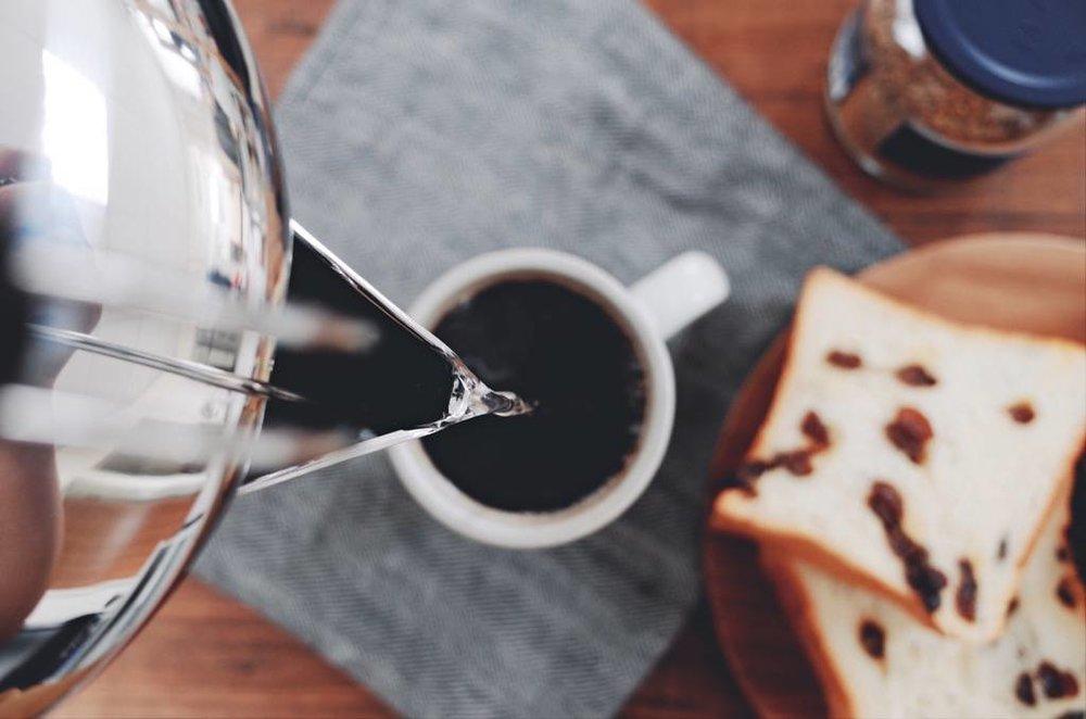 日本AGF贅沢無糖香醇原味黑咖啡