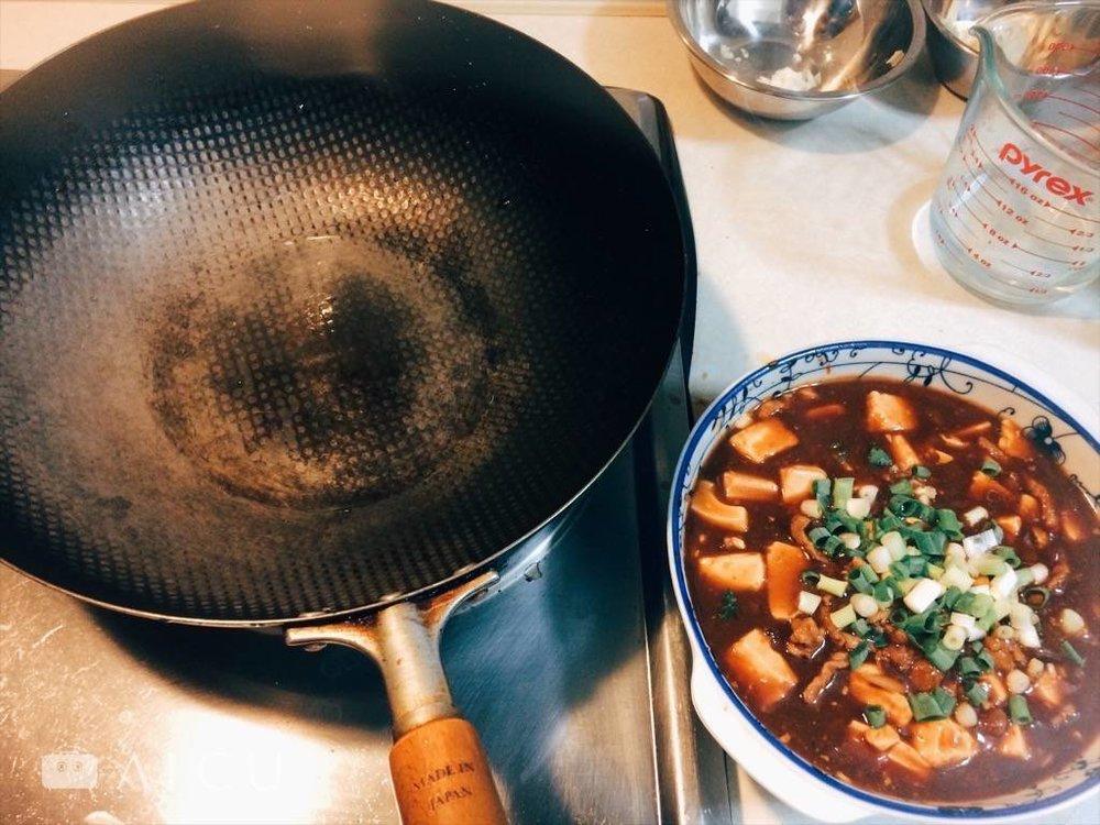 煮完後黑鍋變白鍋是正常的喔