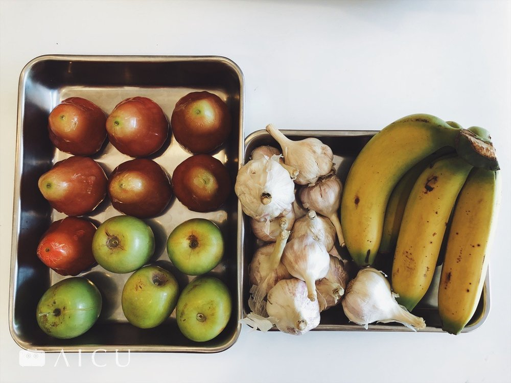 鮮果是最豐富的台灣色彩 - 這也是為何台灣水果加工難以精采的原因啊
