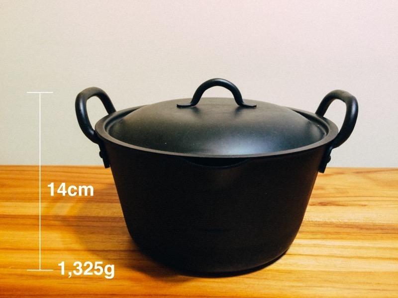 黑鐵炸鍋 - 強火力 好夥伴