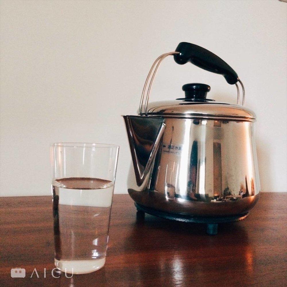 18-8不鏽鋼煮水壺 - 3.3公升
