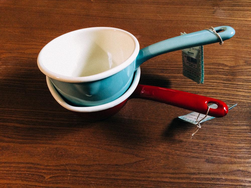 英國DEXAM琺瑯牛奶鍋 - 670ml,1小時的忙裡偷閒。