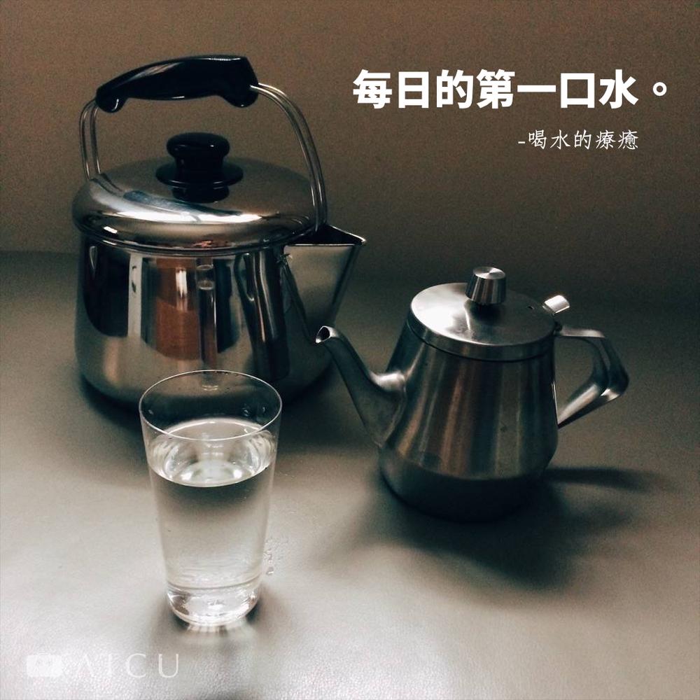 不鏽鋼煮水壺 - 全片幅的煮水壺