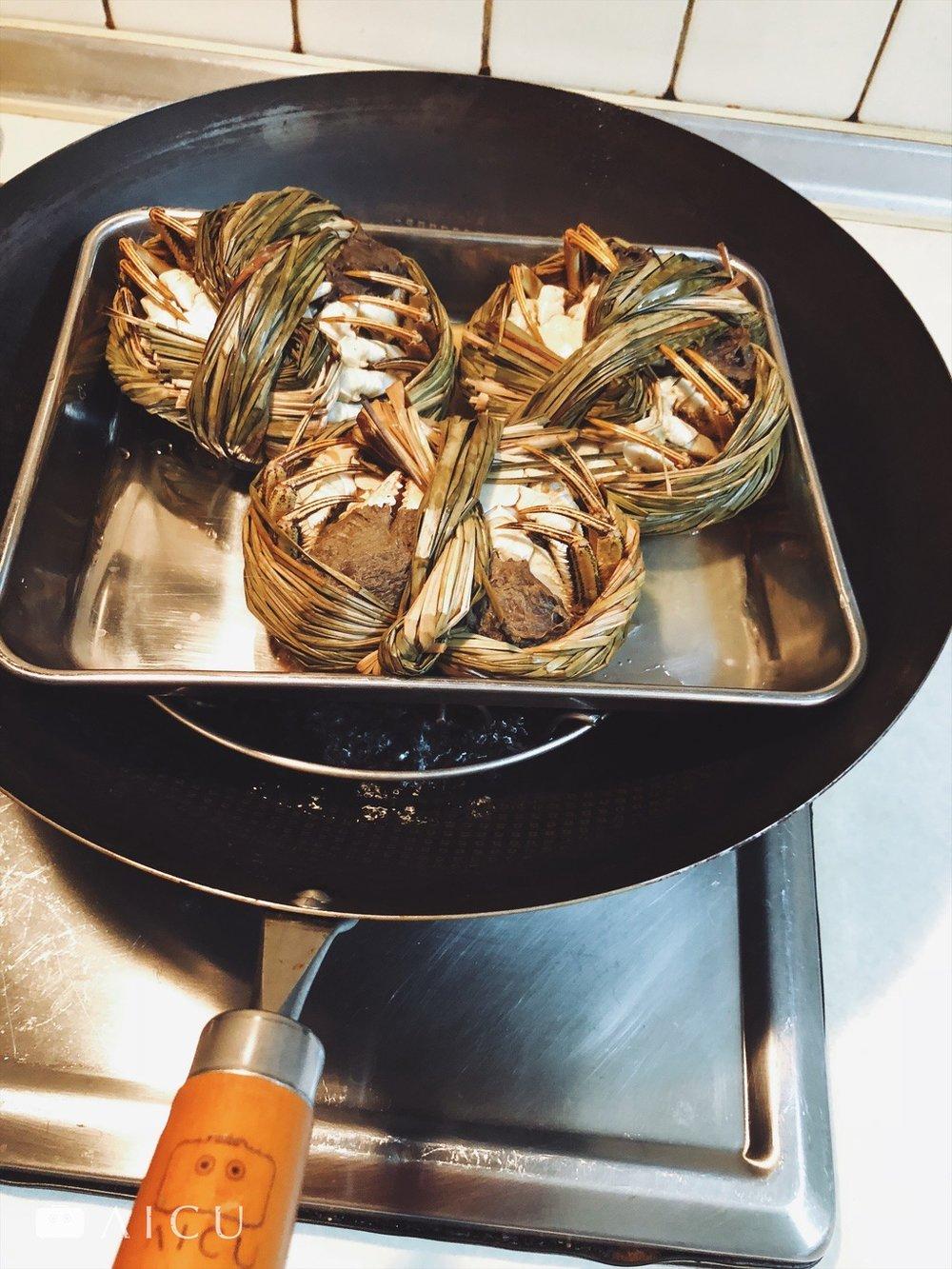 04 神器鐵鍋蒸盤組 - 有時候,電鍋也不夠用。