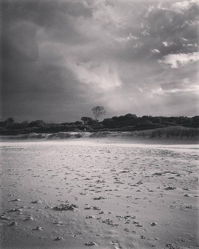 #beach #blackandwhite #phone