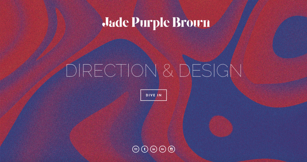 jade purple brown