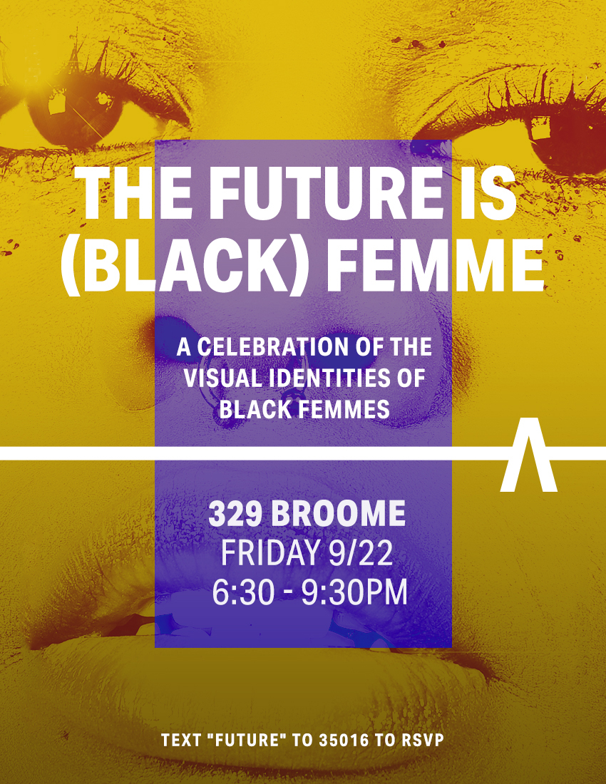 The Future is (Black) Femme