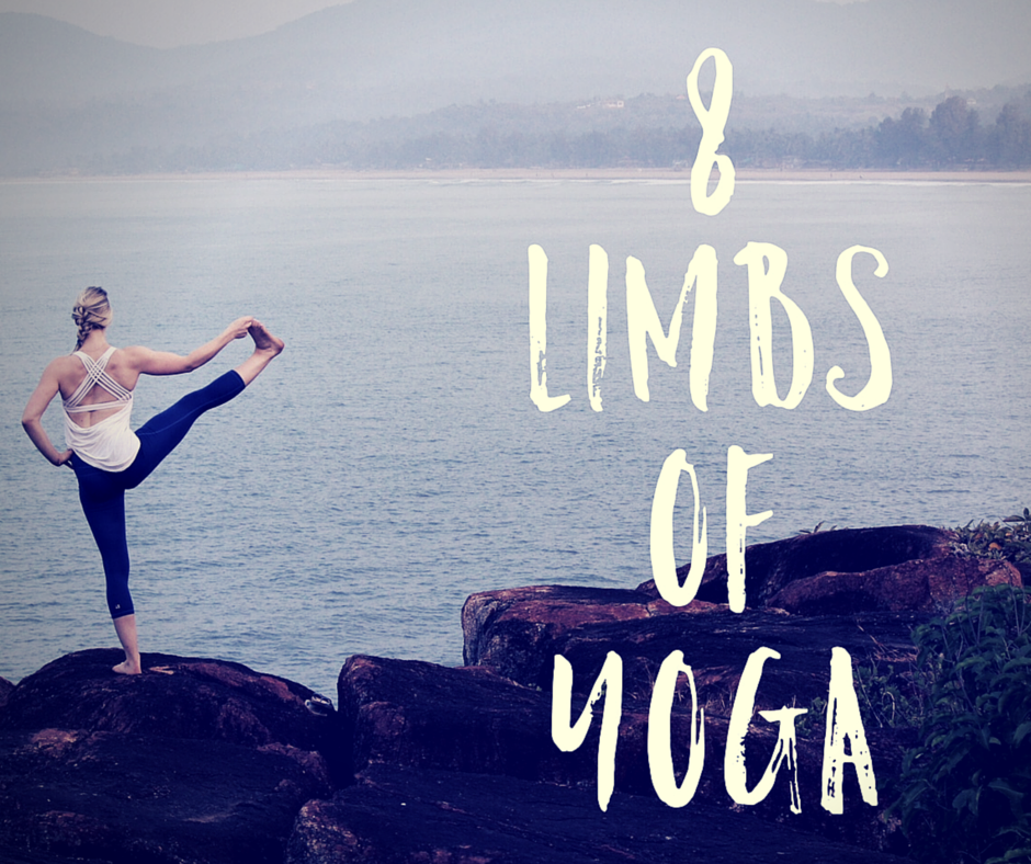 Eight Limbs Ashtanga Yoga Niyamas