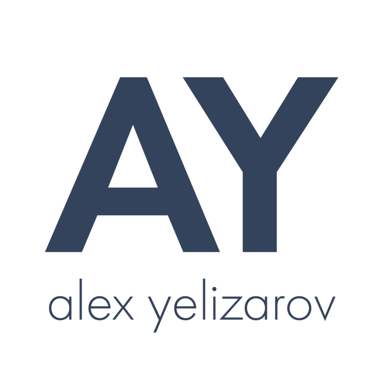 Alex Yelizarov | Toronto Headshot Photography