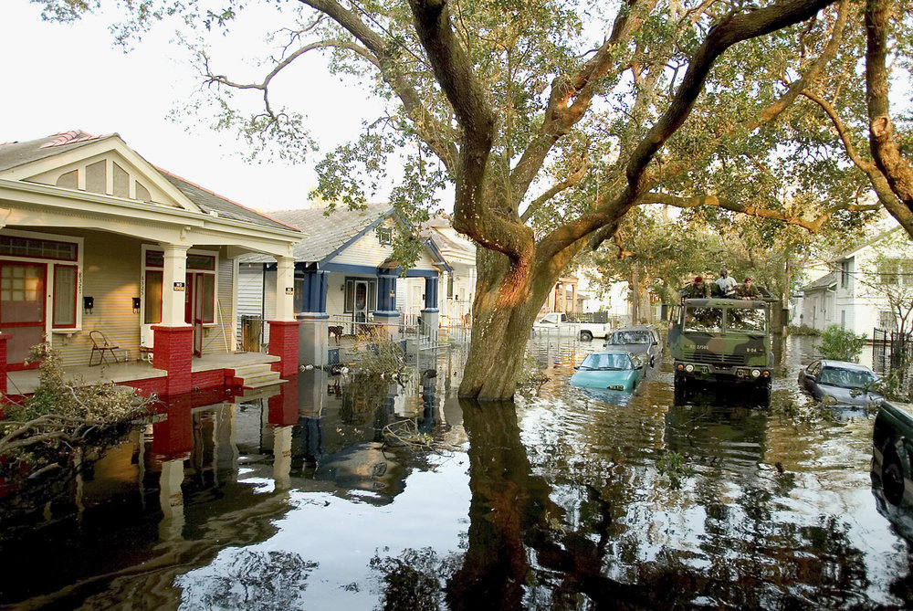 The Costliest Hurricanes in U.S. History -